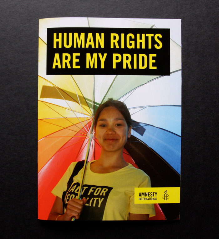 Amnesty International – Pride